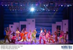 The Cast of Mamma Mia! Performs at Tabu Philadelphia | G Philly
