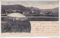 France - CPA - (67) Saales - sanatorium Tannenberg (obl.1904)