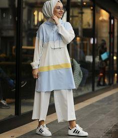 Source by thaqifah ideas hijab Modern Hijab Fashion, Street Hijab Fashion, Hijab Fashion Inspiration, Muslim Fashion, Modest Fashion, Fashion Outfits, Modest Outfits, Fashion Ideas, Fashion Trends