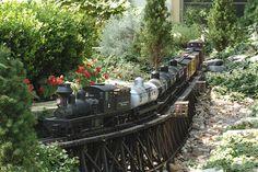 Railroad Gardening Tour Austin