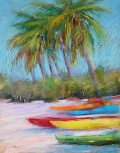 "Karen Margulies - ""Magen's Bay Winter"""