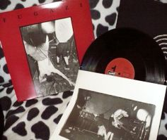 Fugazi - 7 Songs. First Ep, released in 1988 (when i was born), Label: Dischord