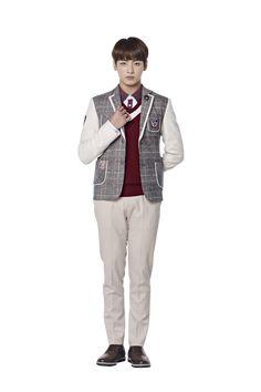 BTS For Smart School Uniform [161125]