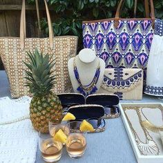 Pop-up summer Trunk Show in your backyard? Count us in. Reach out to your Stylist to book your show!