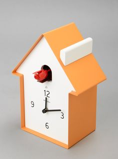 Couverture and The Garbstore - Homeware - Homeware - Italian Cuckoo Clock
