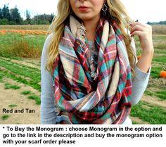 Plaid Blanket Scarf, Plaid Scarf, Pashmina scarf, Christmas gift, fall scarf, winter scarf. Bridesmaid Gifts, gift ideas, Zara style scarf by DressandCharm on Etsy https://www.etsy.com/listing/216114208/plaid-blanket-scarf-plaid-scarf-pashmina