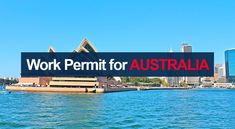 Student Work permit for Australia - Abroad Education Australia Visa, Work In Australia, Work Abroad, Study Abroad, Student Jobs, Work Visa, Ielts, During The Summer, English Language