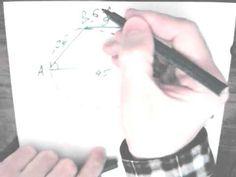 В трапеции ABCD основания AD и BC равны соответственно Решение ЕГЭ матем. В трапеции ABCD основания AD и BC равны соответственно 48 и 3, а сумма углов при основании AD равна 90. Найдите радиус окружности, проходящей через точки A и B и касающейся прямой CD , если AB=3 . Математика решается репетитором!