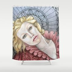 Luxe Shower Curtain