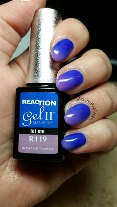 Gel Ii Polish By Mkanno From Nail Art Gallery