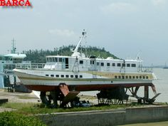 Supramar hydrofoil Speed Boats, Historical Photos, Transportation, Sailing, Ships, Ship, Engine, Historical Pictures, Candle