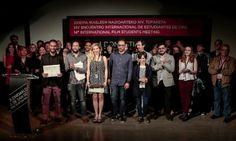 Festival de San Sebastián :: PREMIOS XIV ENCUENTRO INTERNACIONAL DE ESTUDIANTES DE CINE