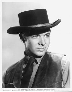 Audie Murphy – Page 6 – 50 Westerns From The Hollywood Actor, Golden Age Of Hollywood, Vintage Hollywood, Hollywood Stars, Classic Hollywood, Old Movie Stars, Classic Movie Stars, Kingston, Photo Star