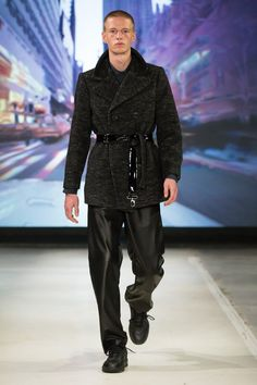 Tonsure | Menswear - Autumn 2018 | Look 18