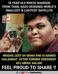 Proud to be tamilian.and indians