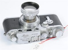 Leica III D is the camera of our dreams.