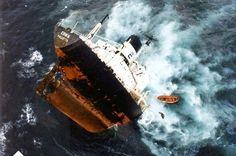 Naufrage du pétrolier Erika.Photos - Google+
