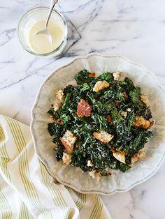 The best kale salad you'll ever make