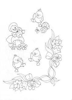 Embroidery Pattern