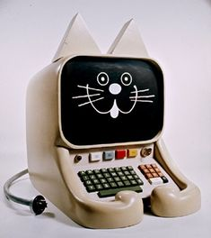 humancomputer:    computers made for cats look like cats