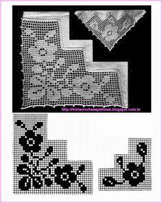 Dantel Mutfak Takımı Modelleri Dantel Mutfak Takımı Modelleri Buzdalabi örtüsü olarak örülen bir dantel model bunu Kayseride bir çeyizcide çekmistim fakat adini hatırlaya...  #Dantel #DantelMutfakTakımı #dantelmutfaktakımımodelleri #dantelmutfaktakımıörnekleri Crochet Dollies, Crochet Fabric, Crochet Art, Crochet Motif, Crochet Patterns, Filet Crochet Charts, Crochet Kitchen, Double Crochet, Diy And Crafts