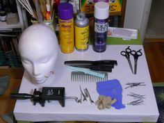 The Cosplayer's Wig Styling Essentials - the Peanut Whisperer
