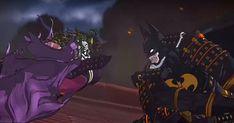 Batman Ninja le trailer étendu (VOST)