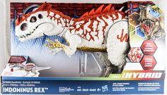 Jurassic World Indominus Rex Hybrid Rampage Dinosaur Jurassic Park Brand New #Hasbro