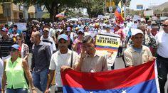 Consulta nacional del currículo comenzó en medio de protestas