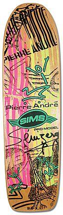 Model: Pierre André  Artist: Greg Evans  Company: Sims  Release Date: 1987