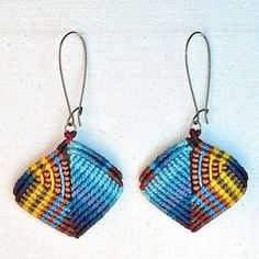 Amira Macrame Jewelry