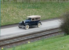 "1930 Ford ""Model A"" Phaeton"