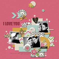Layout using {A Little Bit Of This} Digital Scrapbook Templates by Digital Scrapbook Ingredients available at Sweet Shoppe Designs http://www.sweetshoppedesigns.com//sweetshoppe/product.php?productid=32158&cat=778&page=1 #digitalscrapbookingredients