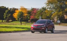 2017 Lincoln Mkc 2 3 Ecoboost Awd Photo Gallery Of Instrumented Test From Car And Driver