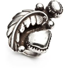 DANNIJO Sutara Rings ($195) ❤ liked on Polyvore