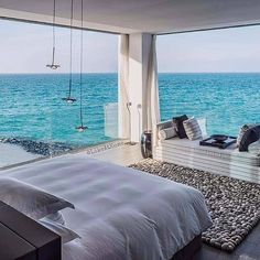 ����️ #beachhouse #luxuryhomes #luxurylifestyle #lifestyle #architecture #interiordesignlover #Interior #simplicity #bedroomdecor - posted by Jessica M Love https://www.instagram.com/jessicam725 - See more Luxury Real Estate photos from Local Realtors at https://LocalRealtors.com/stream