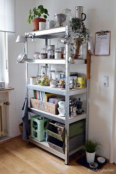 stylingfieber...: BAUHAUS neu in der Küche...