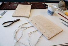 V FOR BOOKS · a bookbinding blog • I am currently making a Carolingian binding, a...