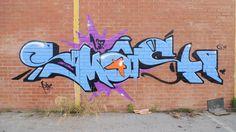 SMASH137 http://www.widewalls.ch/artist/smash137/ #graffiti #urban #art #street…