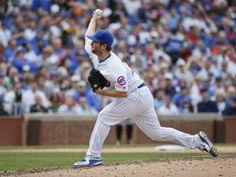 Cubs Adam Warren MLB 51316