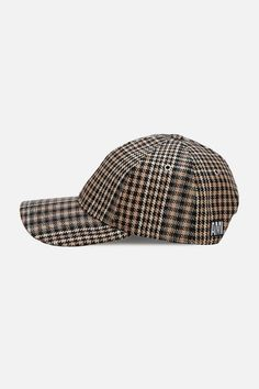 Ami Print Cap with Patch Amy c890d7349b47
