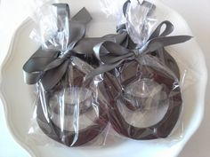 Handcuffs chocolates