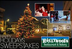Happy Holidays Sweepstakes | Winner receives a free holiday trip for four to Virginia's Blue Ridge | Enter by November 15, 2013