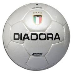 Diadora Serie A R Soccer Ball by Diadora. $25.00. NFHS approved for high schools. Hand Sewn construction. 32-Panel Polyurethane cover. Latex bladder. Diadora Cobra II NFHS Match Ball... Soft Touch And Durability! Diadora soccer balls are offered in a multitude of different styles, colors and sizes...from pro soccer balls to recreational balls to mini soccer skills balls. Quality and performance are the two key elements of Diadora soccer balls. Diadora Serie A R NFHS Match Ba...