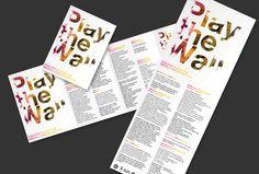 Pierpaolo Paoletti - Play the Wall graphic design - Masonry / Massoneria Creativa
