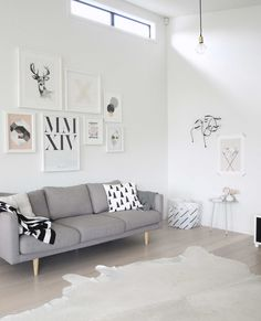 "Living Room Walls | New In from ""the design chaser"""