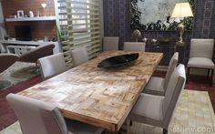 mesa para sala de jantar...
