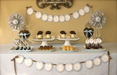 Bump Smitten: Real Baby Shower: Little Man is on his Way
