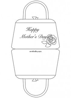 happy-mothers-day-card-bag The Effective Pictures We Offer You About cute Mothers Day Cards A qualit St Patricks Day Crafts For Kids, Mothers Day Crafts For Kids, St Patrick's Day Crafts, Holiday Crafts For Kids, Mothers Day Cards, Mothers Day Scripture, Dibujos Baby Shower, Mothers Day Coloring Pages, Cute Kids Crafts