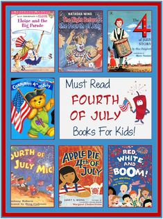 These Books about Fourth of July for Kids will open your child's eyes to the most important day in America's history!  There are read aloud books and chapter books, picture books and coloring books, historically accurate books and just plan fiction; but they will all get across the story of how America came to be The Land of the Free!